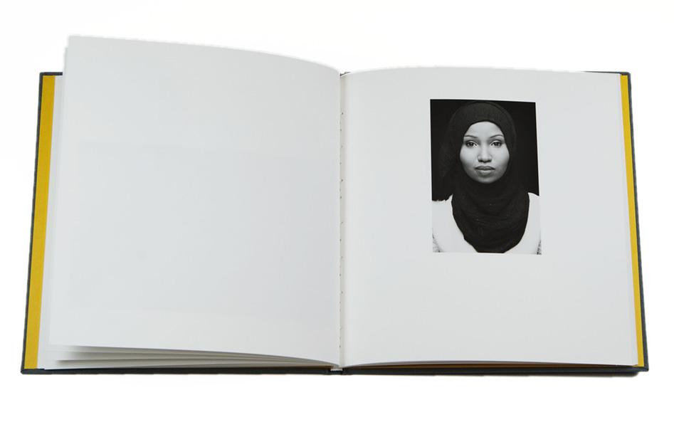 ARTIST BOOK (EDITION OF 50): XUSUUS SAHMIS // SCOUTING MEMORY [FAIZA IMAN]