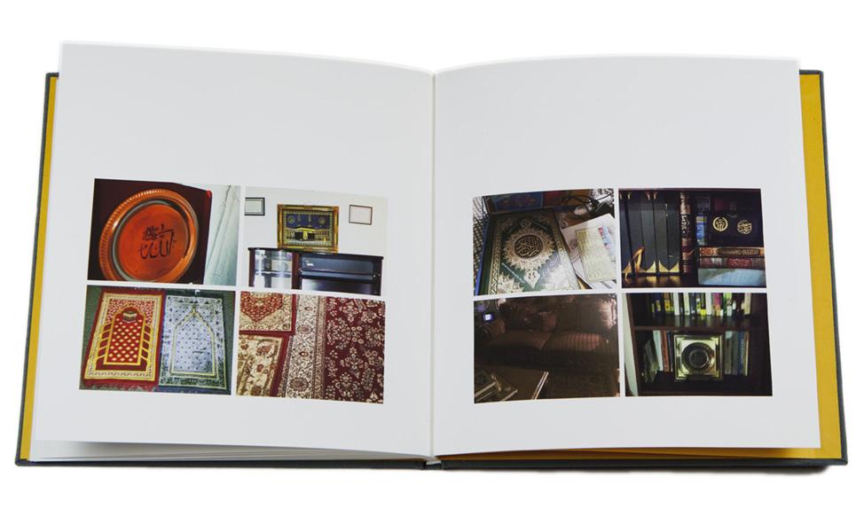 ARTIST BOOK (EDITION OF 50): XUSUUS SAHMIS // SCOUTING MEMORY